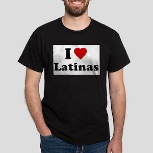 I Love [Heart] Latinas T-Shirt